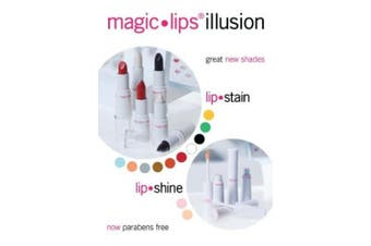 (Red) - Magic Lips Red