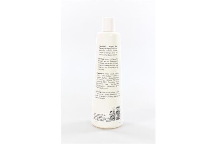 Rejuvenol Brazilian Boosted Keratin Treatment with Collagen Shampoo