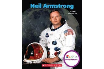 Neil Armstrong (Rookie Biographies (Paperback))