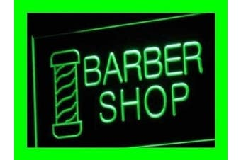 ADV PRO i005-g OPEN NEW Barber Shop Hair Cut Neon Light Signs