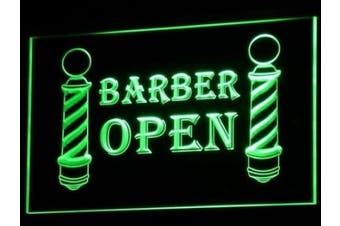 ADV PRO i044-g Barber Poles Display Hair Cut NEW Light Signs