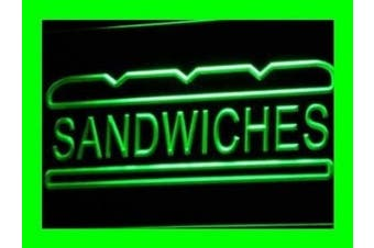 ADV PRO i413-g Sandwiches Cafe Shop Bar Pub NEW Neon Light Sign