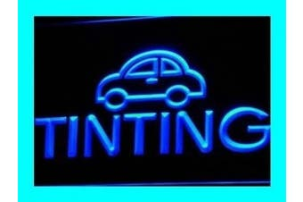 ADV PRO i464-b Tinting Car Auto Parts Repairs Neon Light Sign