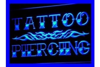 ADV PRO i559-b Tattoo Piercing Miami Ink Shop Neon Light Sign