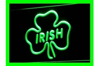 ADV PRO i599-g Irish Pub Shamrock Bar Club NEW Neon Light Sign