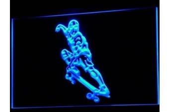 ADV PRO i717-b Skateboarding Skateboards Training NR Light Sign