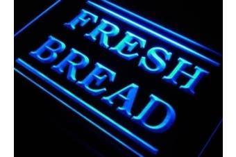ADV PRO j660-b Fresh Bread Bakery Shop Display Neon Light Sign
