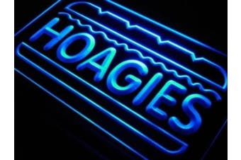 ADV PRO j667-b Hoagies Sandwich Cafe Food Neon Light Signs