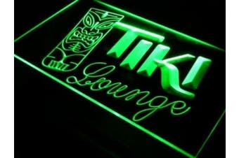 ADV PRO s002-g Tiki Lounge Mask Bar Pub Neon Light Sign