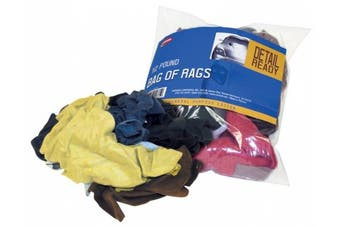 Carrand Co. 0.2kg Bag Cleaning Rags 40071
