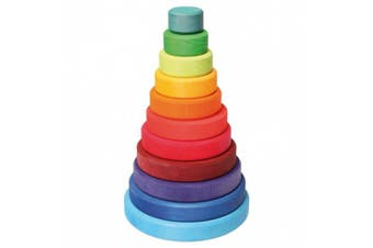 Grimm's Toys Conical Tower