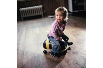 (Small (1-3 yrs)) - allpresent Wheelybug Ride On Toy - Small Bee