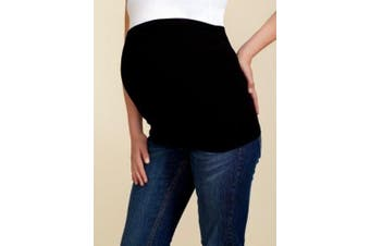 (Large / X-Large) - Boob Maternity Seamless Belly Tube
