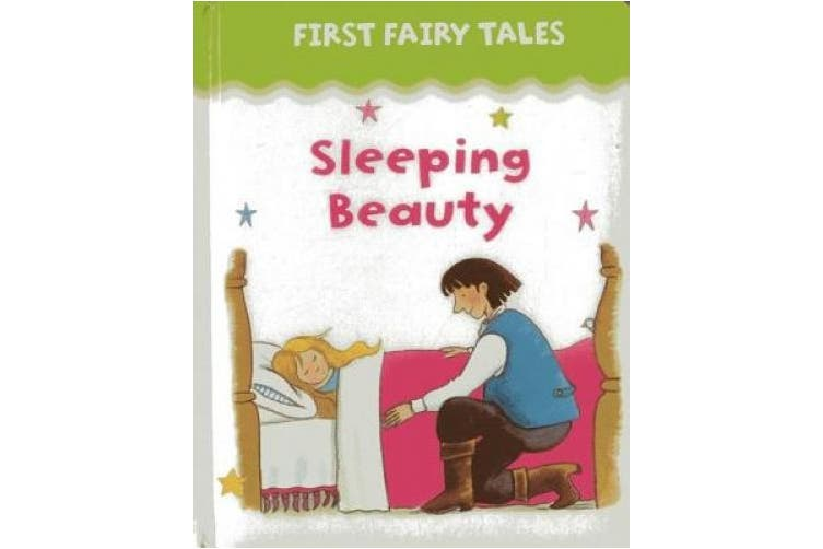 First Fairy Tales: Sleeping Beauty [Board book]