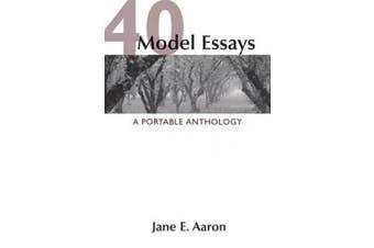 40 Model Essays (Hardcover)