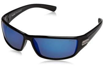 (Tns, Shiny Black) - Bolle Python Sunglasses