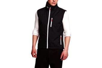 (Large, Navy) - Helly Hansen Men's Crew Vest