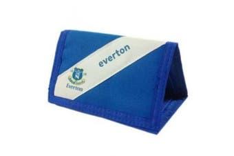 Everton FC Rip Wallet Nylon Blue Stripe