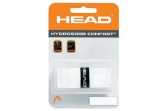 (One Size, Multi-Colour/Black) - HEAD Hydrosorb Comfort Grip-Multi-Colour/Black