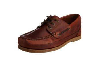 (7 UK, Chesnut) - Chatham Marine Men's Rockwell G2 Boat Shoe