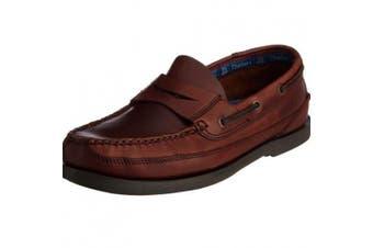 (13 UK, Seahorse) - Chatham Marine Men's Gaff G2 Boat Shoe