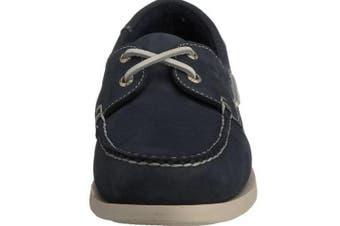 (11 UK, Navy) - Chatham Marine Men's Pacific G2 Boat Shoe