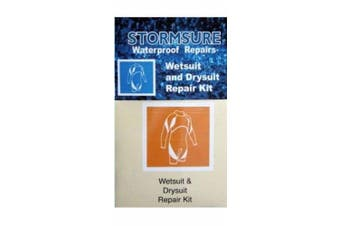 Stormsure Wetsuit and Drysuit Repair Kit 49508
