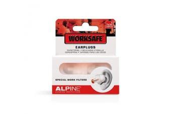 Alpine Work Safe Ear Plugs