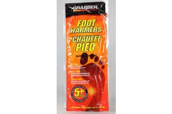 (1) - Grabber Single Pair Foot Warmers