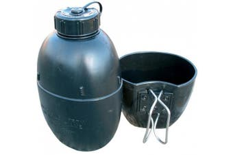 BCB CR244B Plastic Water Bottle & Mug NATO Issue