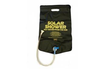 Lightweight Travel Solar Shower