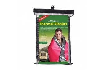 (N/A, Red) - Coghlan's Emergency Thermal Blanket