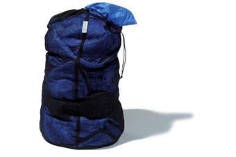 Cocoon Sleeping Bag Mesh black compressed bag