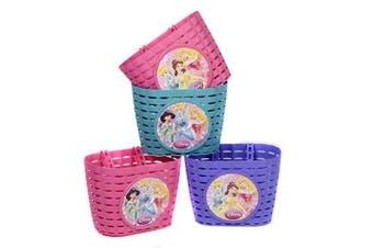 Widek Princess Childrens Bike Basket - Pink