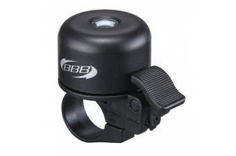 (1, Black) - BBB Unisex's Loud & Clear Bike Bell, Black, 5