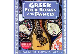 Authentic Greek Folk Songs and Dances *