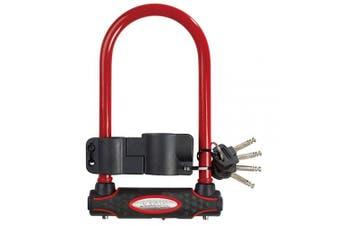 (Red) - Master Lock 8195Col U-Lock