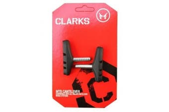 (6 cm) - Clarks 60mm Cantilever Post Type Brake Pads