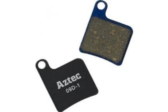 Aztec Organic Disc Brake Pads For Giant MPH 2/3 Callipers