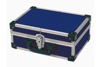 (Blue, 330 x 230 x 150 mm) - Ironside 191007 330 x 230 x 150 mm Tool Box - Blue