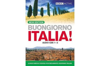 Buongiorno Italia! (CD Pack) (CD Pack) (Italian Edition) (Italian) [Audio]