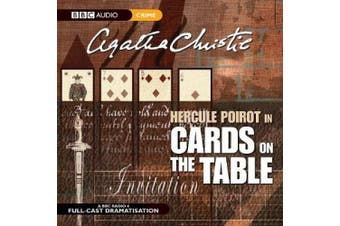 Cards on the Table: BBC Radio 4 Full-cast Dramatisation [Audio]