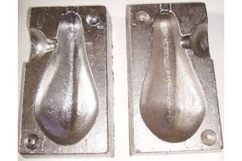 TraceAce Tackle 470ml Boat Weight Mould,Weight Moulds,Lead Moulds