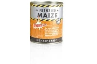 (Frenzied Maize Tin) - Dynamite Baits Frenzied Maize
