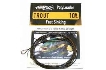 (Fast Sinking) - Airflo Trout Polyleader