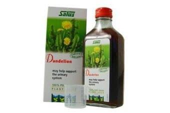Floradix Dandelion Organic Fresh Plant Juice 200ml