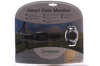 Oregon Scientific SE122-BK Heart Rate Monitor with Calorie