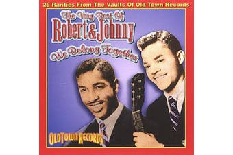 The Very Best of Robert & Johnny: We Belong Together *