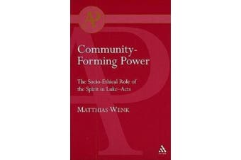 Community-Forming Power (Academic Paperback)