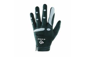(Large, Left Hand) - Bionic Men's AquaGrip Golf Glove - Left Handed